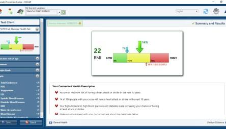 Monitors Health Status